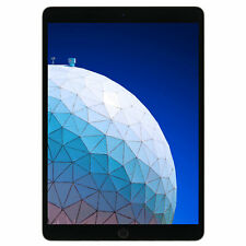 "Apple iPad Air 10,5"" 2019 WiFi 3.Gen 64GB BT 5.0 IPS Touch ID grau WLAN"