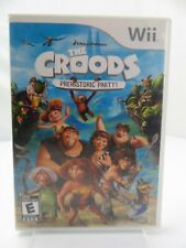 Croods: Prehistoric Party (Nintendo Wii, 2013)