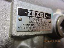 ZEXEL - BOSCH - ISUZU - 106691-6792 FUEL INJECTION PUMP - NEW -