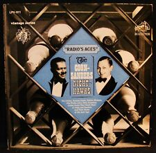 THE COON SANDERS NIGHTHAWKS-Near Mint Jazz Album-RCA VICTOR #LPV 511 mono