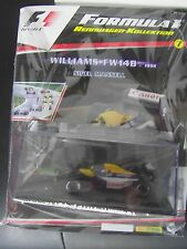 F 1 Rennwagen Kollektion 1:43 * Nr. 7* Williams FW 14B 1992 Nigel Mansell