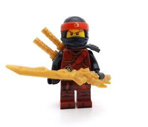 Lego ® Ninjago Legacy Kai  Minifigure Figure