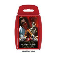 Star Wars The Force Awakens Top TRUMPS 026741