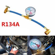 R134A 12mm Recharge Auto KFZ Climat Gaz Réfrigérant Klimaleitung Manomètre