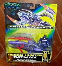 Batman Forever: RECON HUNTER BATMAN (1995, Kenner) Free Shipping!