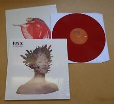 PIXX The Age Of Anxiety 2017 UK red vinyl LP + MP3 UNPLAYED 4AD