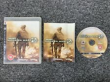 Call Of Duty Modern Warfare 2 - Playstation 3 PS3 Complete UK PAL
