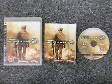 Call Of Duty Modern Warfare 2 - PLAYSTATION 3 PS3 Completo Pal Reino Unido