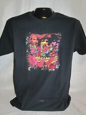 Cream T-Shirt Disraeli Gears Clapton Baker Bruce Rock Band Music Apparel 4986