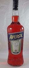 12 APEROL Liquore Aperitivo Leggero BARBIERI S.p.a. Bott. lt.1 12% SCONTO