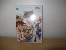 Tatsunoko Vs. Capcom Último All-Stars Nuevo y Precintado Nintendo Wii Pal
