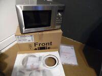 Bosch HMT75M451 Serie 2 Mikrowelle / 800 W / 17 L / Edelstahl / Autoprogramme