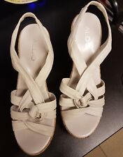 Aldo Women's sandals Heels,summer Shoes,women Beige Shoes