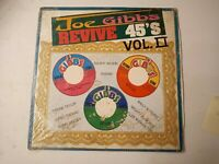 Joe Gibbs Revive 45's Vol. II-Various Artists Vinyl LP 1991