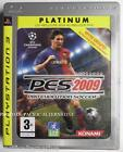 jeu PES 2009 Platinum sur ps3 playstation 3 sony francais foot ball soccer #2
