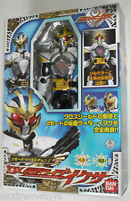 Masked Kamen Rider IXA Save & Burst Mode Change DX Light & Sound Figure Kiva