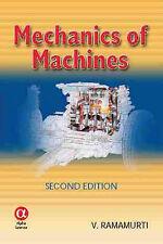 NEW Mechanics of Machines, Second Edition by V. Ramamurti