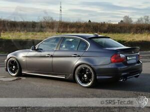 ** SRS-Tec Seitenschwellersatz B4, BMW E90/E91 **