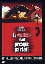 DVD *** LE CRIME ETAIT PRESQUE PARFAIT *** d'Alfred Hitchcock avec Grace Kelly,