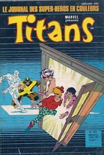 BD--TITANS N° 125--STAN LEE--LUG / JUIN 1989