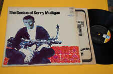 GERRY MULLIGAN LP THE GENIUS 1°ST ORIG USA EX ! GATEFOLD PACIFIC JAZZ