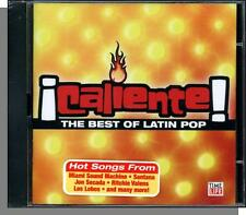 Caliente! The Best of Latin Pop - New CD! Santana, Feliciano, Abba, Elvis, too!