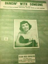 "1953 ""Dancin' With Someone"" (""Longin' For You"") (Teresa Brewer)"