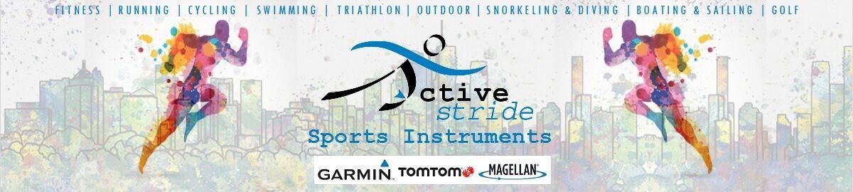 Active Stride Sports Instruments
