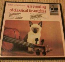 BULK LOT 3 VINYL LP's BOX SET AN EVENING OF CLASSICAL FAVOURITES CLASSICAL LP's