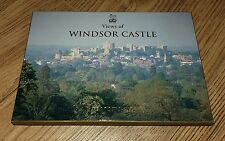 "Exterior Views of Windsor Castle 10 postcards 4"" x 6"""