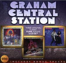 Graham Central Station - Now Do U ... / My Radio Sure../ Star Walk  2-cd