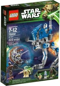 Lego Star Wars 75002 AT-RT Brand New
