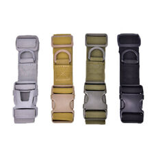 Tactical Sport Belt Plastic Buckle Military Adjustable Outdoor Waistband Waist
