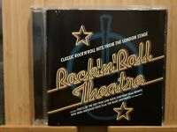 ROCK N ROLL THEATRE London Stage Hits Soundtrack CD Eddie Cochran Blues Brothers