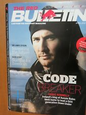 THE RED BULLETIN April 2012 Tadhg Kennelly Michael Kiwanuka David Lama Woodkid