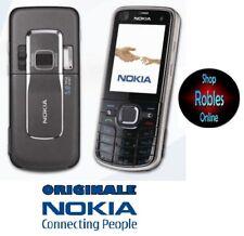 Nokia 6220 Classic Black (without Simlock) 3G 5MP GPS Radio Smartphone Original Good