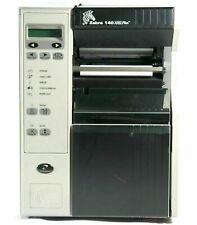 Zebra 140XiIII Plus 140-701-00000 Industrial Thermal Label Printer w/USB 203dpi