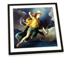 More details for anton raphael mengs diana framed art print picture square artwork