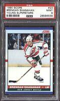 Brendan Shanahan 1990 Score Young Superstars Hockey # 23 PSA 9 Mint