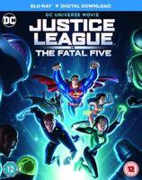Nuevo Liga de la Justicia - Fatal Cinco Blu-Ray (1000729977)