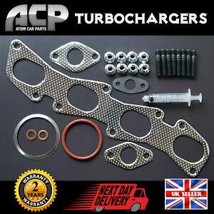 Turbocharger Gasket, Fitting Kit for Fiat, Vauxhall, Saab, 1.9 CDTI JTD, 755046