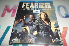 Fear The Walking Dead L INTEGRALE DE LA Saison 4 / COFFRET 4 BLU RAY SERIE TELE