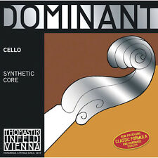 Dominant Cello  String  Set  4/4  Medium Gauge
