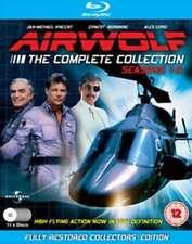 Airwolf Seasons 1 to 3 BLU-RAY NEU Blu-ray (fheb3115)