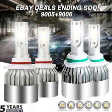 9005 HB3 9006 HB4 LED Headlight Kits Beam Bulb For Toyota Rav4 4Runner Avalon