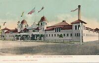 SAN DIEGO CA – Los Banos The Baths – udb (pre 1908)