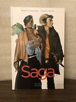 Saga - VOLUME 1 - Brian Vaughan - Graphic Novel TPB - Free Shipping