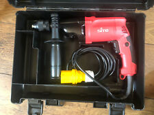 Site ( made my Makita ) Rotary Percussion  drill 2 speed 110V