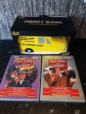 ONLY FOOLS AND HORSES RELIANT ROBIN MONEY BANK BOX NEW BOXED POT GIFT dvd bundle