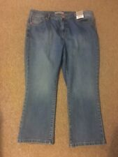 Dorothy Perkins cropped denim jeans - 3/4 length UK 16 petite BNWT